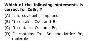 General Chemistry - bonding